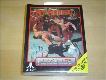 PIT FIGHTER ATARI LYNX *NYTT*