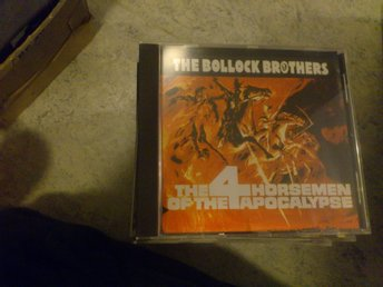 The  Bollock Brothers - The 4 Horsemen Of The Apocalypse