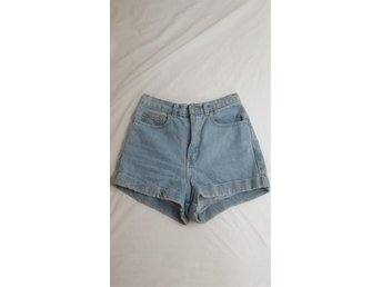 Jeans shorts stl W27 från American Apparel - Röbäck - Jeans shorts stl W27 från American Apparel - Röbäck