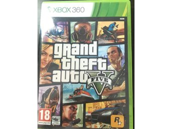 GTA V Xbox 360 - Valbo - GTA V Xbox 360 - Valbo