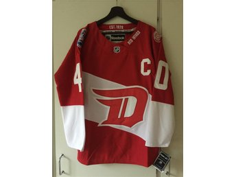 NHL matchtröja Henrik Zetterberg Detroit Red Wings 52/XL