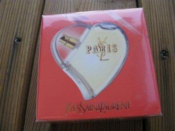 YSL Paris EdT 25 ml! Inplastad! - Linköping - YSL Paris EdT 25 ml! Inplastad! - Linköping