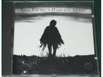 Neil Young -- Harvest Moon -- 1992 -- CD