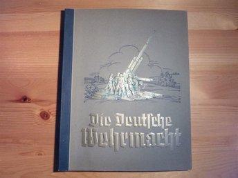 Die deutsche Wehrmacht original cigarettalbum från 1936 med alla bilder!!!!! - Heiligenhafen - Die deutsche Wehrmacht original cigarettalbum från 1936 med alla bilder!!!!! - Heiligenhafen