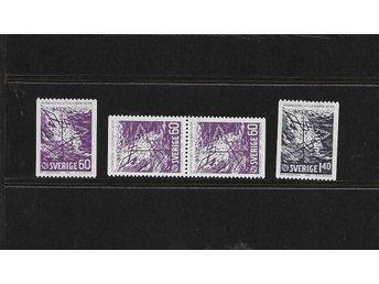 1965 Int. Teleunionen F 564-565 kpl postfriskt - Växjö - 1965 Int. Teleunionen F 564-565 kpl postfriskt - Växjö