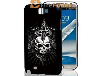 Galaxy Note II(N7100)/ Skull /3D mobilskal/mobilskydd - Solna - Galaxy Note II(N7100)/ Skull /3D mobilskal/mobilskydd - Solna