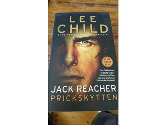 Prickskytten av Jack Reacher
