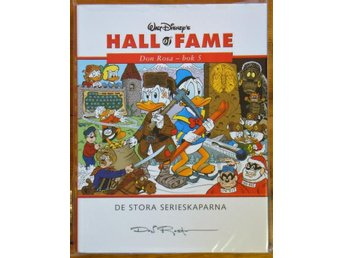 ** HALL of FAME  : Nr 20    ( Don Rosa  5  )   **
