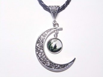 Korp Halsband / Raven Necklace