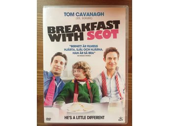 Breakfast with scott DVD Mkt Bra Skick!