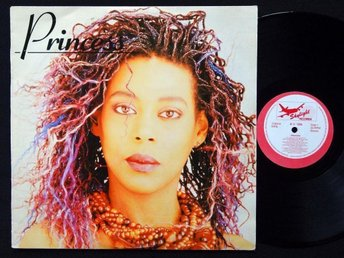 PRINCESS – S/t LP / Vinyl LP 1986 / Debut Album / Stock Aitken Waterman