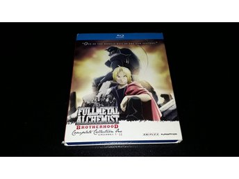 Fullmetal Alchemist - Brotherhood (4Disc) (Complete Collection One)