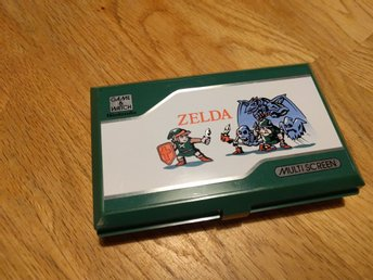Zelda - Game and watch