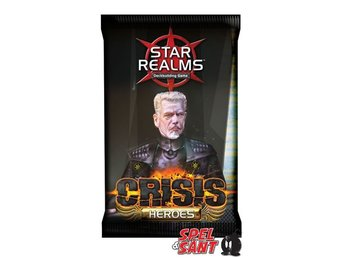 Star Realms Crisis Heroes Expansion Pack
