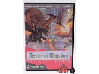 Master of Monsters (Japansk Version)