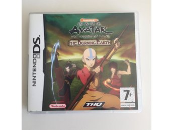 Nitendo DS Avatar Legend of Aang