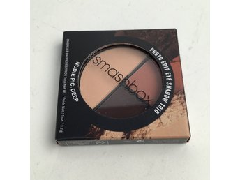 Smashbox, Ögonskuggspalett, Photo Edit Eye Shadow Trio, Deep