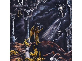 """Javascript är inaktiverat. - Motala - Black vinyl with booklet. Limited 500 copies Finland's Malum breaking new barriers with their second full-length album """"Night Of The Luciferian Light"""". In 47 minutes, Malum manages to deliver a black metal-album which stands for 100% orthodox sat - Motala"""