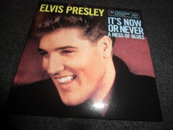Elvis Presley - It´s now or never - CDs - (1960) - Ny