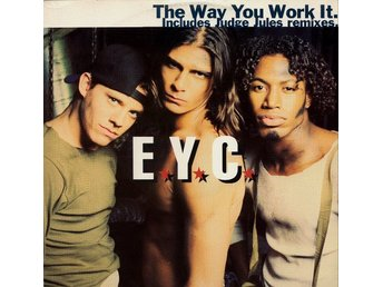 "E.Y.C. – The way you work it (MCA 12"")"