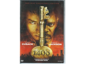 STEPHEN KING -1408 -2DVD COLLECTOR´S EDITION.