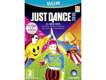 Just Dance 2015 - WiiU