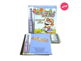 Super Mario Advance (NEU5 / GBA)