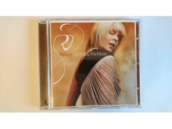 "Robyn - ""Don't Stop the Music"" (CD)"