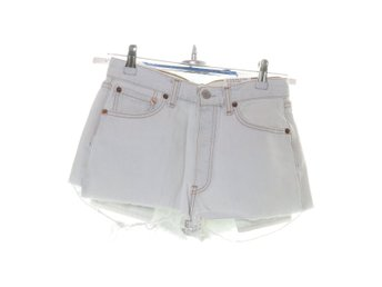 Levi Strauss & Co, Shorts, Strl: 36, 501, Ljusblå