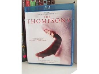 Thompsons Blu-ray, NYSKICK!