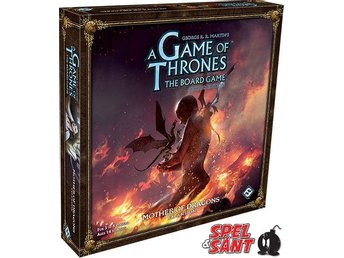 Game of Thrones Board Game Second Edition Mother of Dragons Expansion