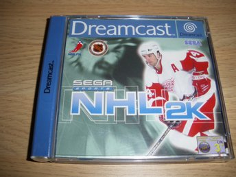 Sega Dreamcast - Sega Sports - NHL 2K