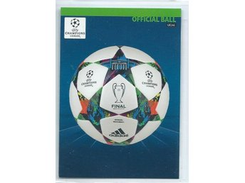 OFFICIAL BALL  2015  -CHAMPIONS LEAGUE 2014-15