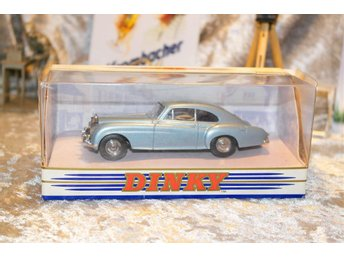 "1955 Bentley ""R"" Continental - the dinky collection. DY-13 - Haparanda - 1955 Bentley ""R"" Continental - the dinky collection. DY-13 - Haparanda"