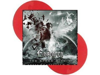 Evergrey -The storm within DLP red lazer etched ltd 500 copi