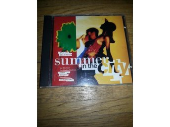 Summer in the city, Colombia - Cd - 1992