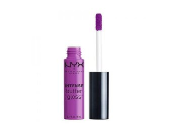NYX Intense Butter Gloss - Berry Strudel