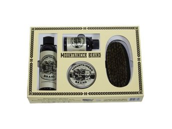 Mountaineer Brand Beard Care Kit