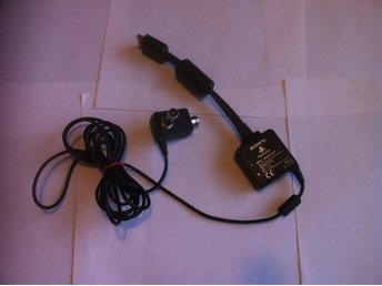 PS/PSone: Playstaton Sony Original RFU Adaptor