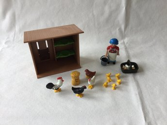 Playmobil Hönshus - Klagshamn - Playmobil Hönshus - Klagshamn
