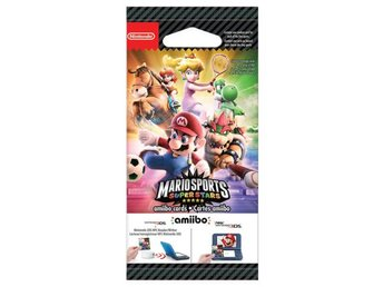 Mario Sports Superstars amiibo Cards Pack - Varberg - Mario Sports Superstars amiibo Cards Pack - Varberg