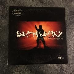 BEATFREAKZ - SOMEBODY´S WATCHING ME. (CDs)