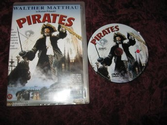 PIRATES (ROMAN POLANSKI'S) DVD