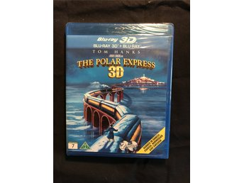 THE POLAR EXPRESS 3D BLU-RAY 3D + BLU-RAY INPLASTAD