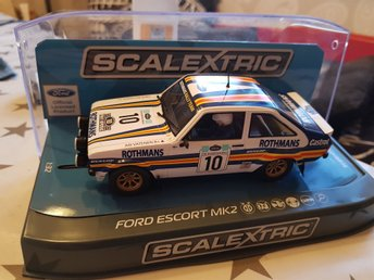 Scalextric FORD ESCORT MKII RALLY