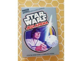 RETRO tv spel STAR WARS.  original kartong. vintage.