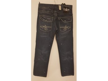 RG JEANS 29/34 TIGHT CUT