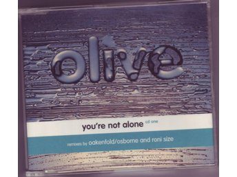Olive - You're Not Alone 1997 CD-singel