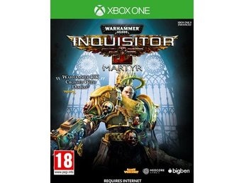 Warhammer 40,000 / Inquisitor martyr (XBOXONE)