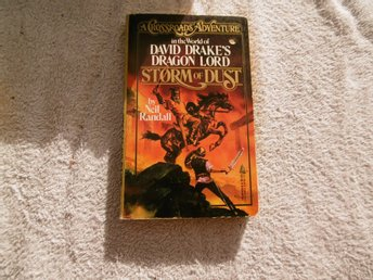 A Crossroads Adventure - Storm of Dust - Dragon Lord - Neil Randall